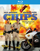 Chips (Blu-ray + DVD Comb + Digital HD) Blu-ray