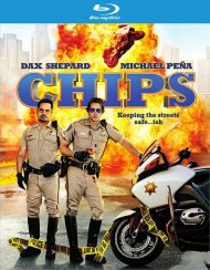Chips (Blu-ray + DVD Comb + Digital HD) Blu-ray
