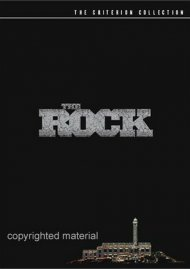 Rock, The: The Criterion Collection Movie