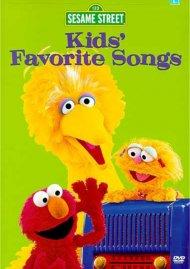 Sesame Street: Kids Favorite Songs Movie
