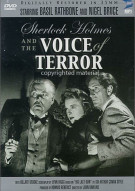 Sherlock Holmes And The Voice Of Terror Movie