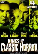Kings Of Classic Horror  4 Movie Set Movie
