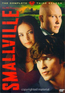 Smallville: The Complete Third Season Movie