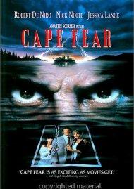 Cape Fear (Single Disc Edition) (1991) Movie