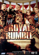 WWE: Royal Rumble 2006 Movie