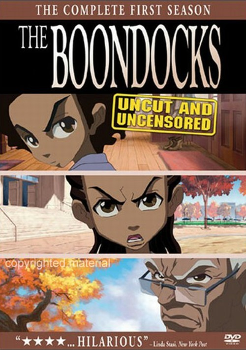 Boondocks, The: The Complete First Season Movie