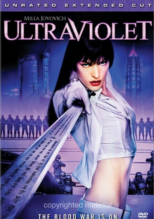 Ultraviolet: Unrated Extended Cut Movie