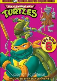 Teenage Mutant Ninja Turtles: Volume 6 Movie