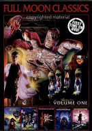 Full Moon Classics: Volume One Movie