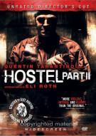 Hostel: Part II - Unrated Directors Cut Movie