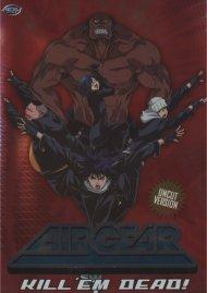 Air Gear: Kill Em Dead! - Volume 6 Movie