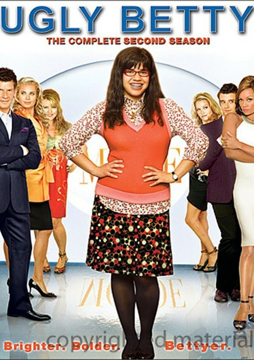 Ugly Betty: The Complete Second Season Movie