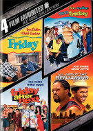 4 Film Favorites: Ice Cube Collection Movie