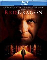 Red Dragon Blu-ray