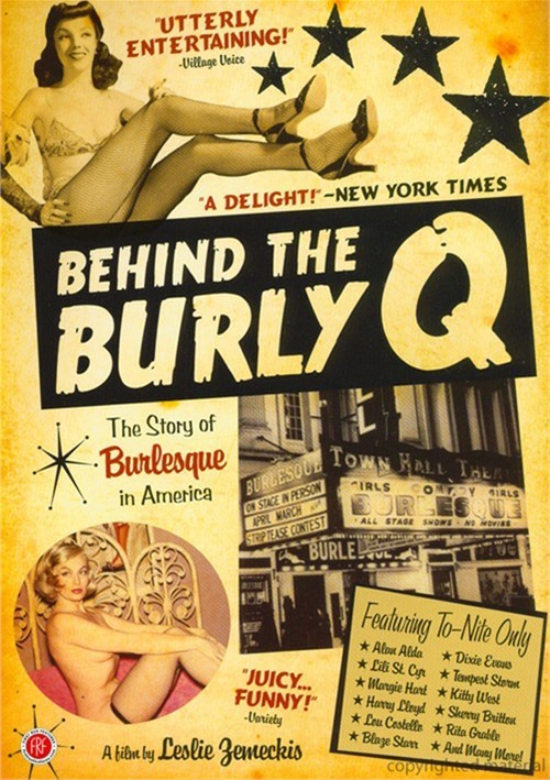 Behind The Burly Q Movie