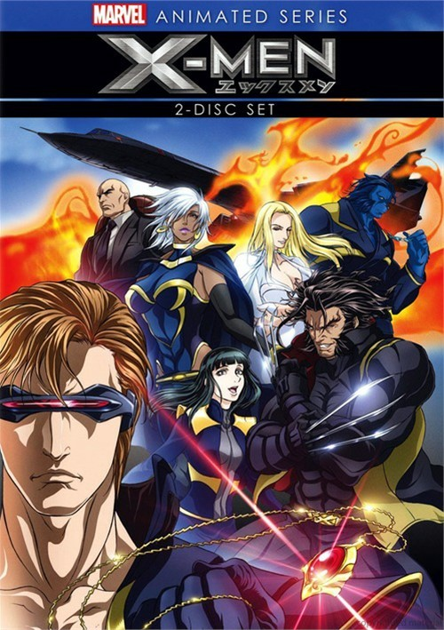 Marvel Animation: X-Men - Complete Series Movie