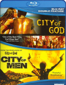 City Of God / City Of Men (Double Feature) Blu-ray