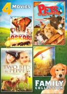 4 Movie Family Collection: Volume 3 Movie