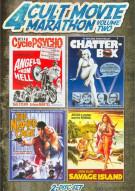 Cult Movie Marathon: Volume Two Movie
