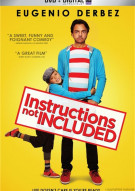 Instructions Not Included (DVD + UltraViolet) Movie