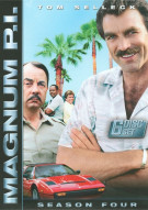 Magnum P.I.: The Complete Fourth Season (Repackage) Movie