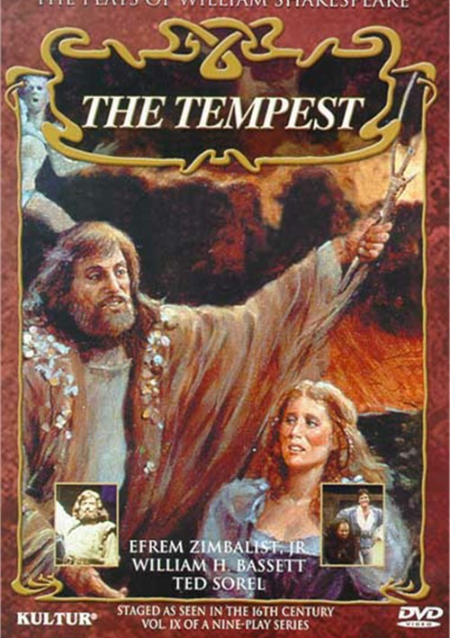 Tempest, The: The Plays Of William Shakespeare Movie