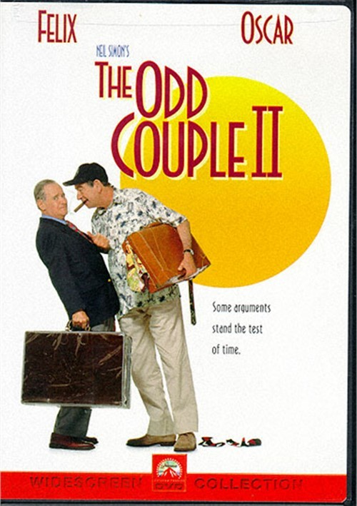Odd Couple II, The Movie