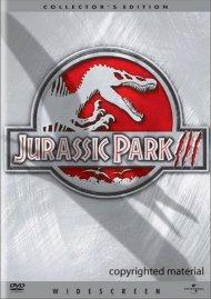 Jurassic Park III: Collectors Edition (Widescreen) Movie