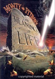 Monty Pythons The Meaning Of Life (Single Disc Edition) Movie