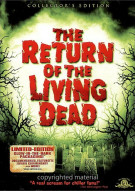 Return Of The Living Dead, The: Collectors Edition Movie