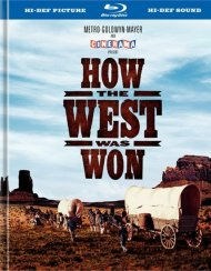 How The West Was Won: Special Edition Blu-ray