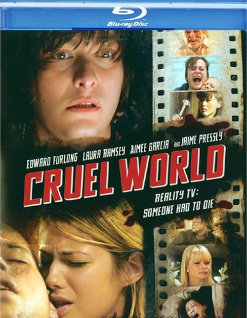 Cruel World Blu-ray