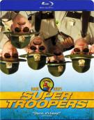 Super Troopers Blu-ray