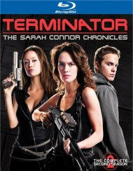 Terminator: The Sarah Connor Chronicles - The Complete Second Season Blu-ray