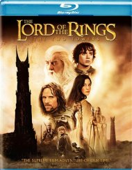Lord Of The Rings, The: The Two Towers Blu-ray