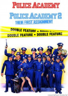 Police Academy / Police Academy 2: Their First Assignment (Double Feature) Movie