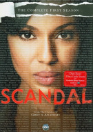 Scandal: The Complete First Season Movie