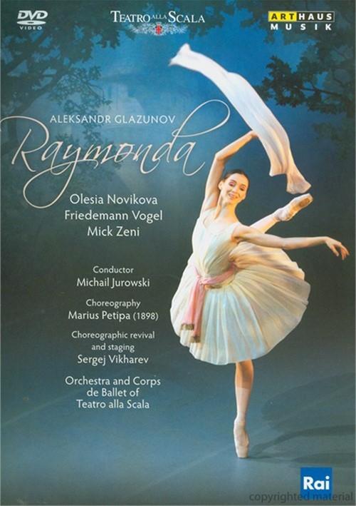 Aleksandr Glazunov: Raymonda Movie