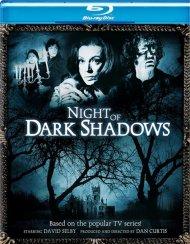 Night Of Dark Shadows Blu-ray