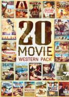 20 Film Western Pack Movie