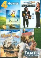 4 Movie Family Collection: Volume 4 Movie