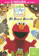 Elmos World: All About Animals Movie