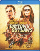 Baytown Outlaws, The Blu-ray