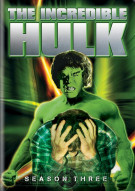 Incredible Hulk, The: The Complete Third Season (Repackage) Movie