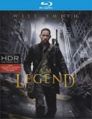 I Am Legend (4K Ultra HD + Blu-ray + UltraViolet) Blu-ray