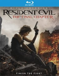 Resident Evil: The Final Chapter (Blu-ray + Digital HD) Blu-ray