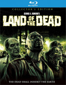 Land Of The Dead: The Collectors Edition Blu-ray