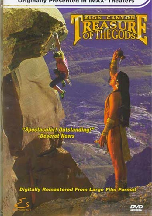 IMAX: Zion Canyon - Treasure Of The Gods Movie
