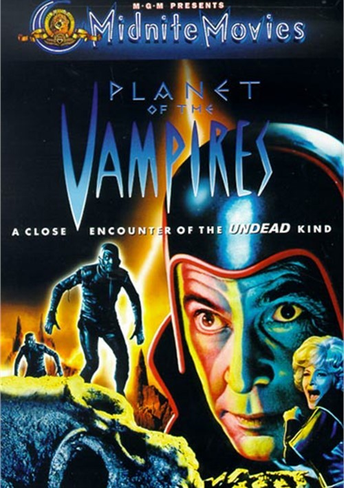 Planet Of The Vampires Movie