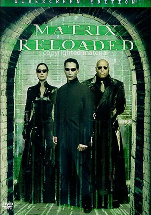 Matrix Reloaded, The (Widescreen) Movie